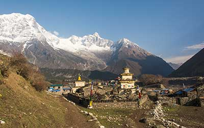 Manaslu Trek: A great walk within nature