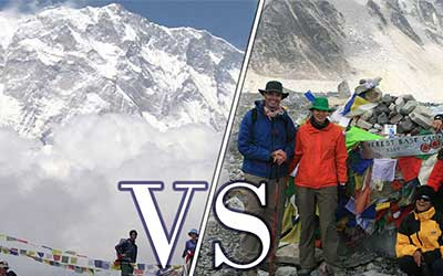 Annapurna VS Everest: Which trek to choose?
