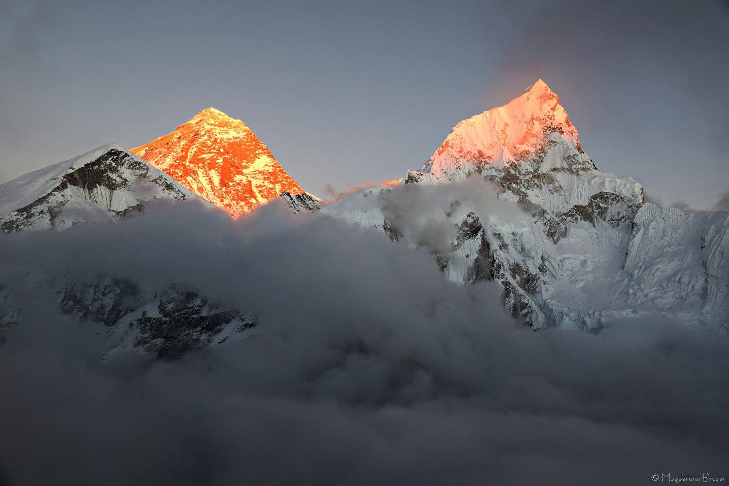 New Height of Mount Everest Announced